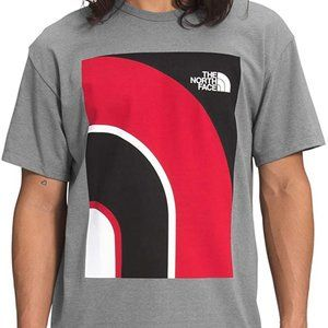 THE NORTH FACE Men's Graphic Short Sleeve T-Shirt